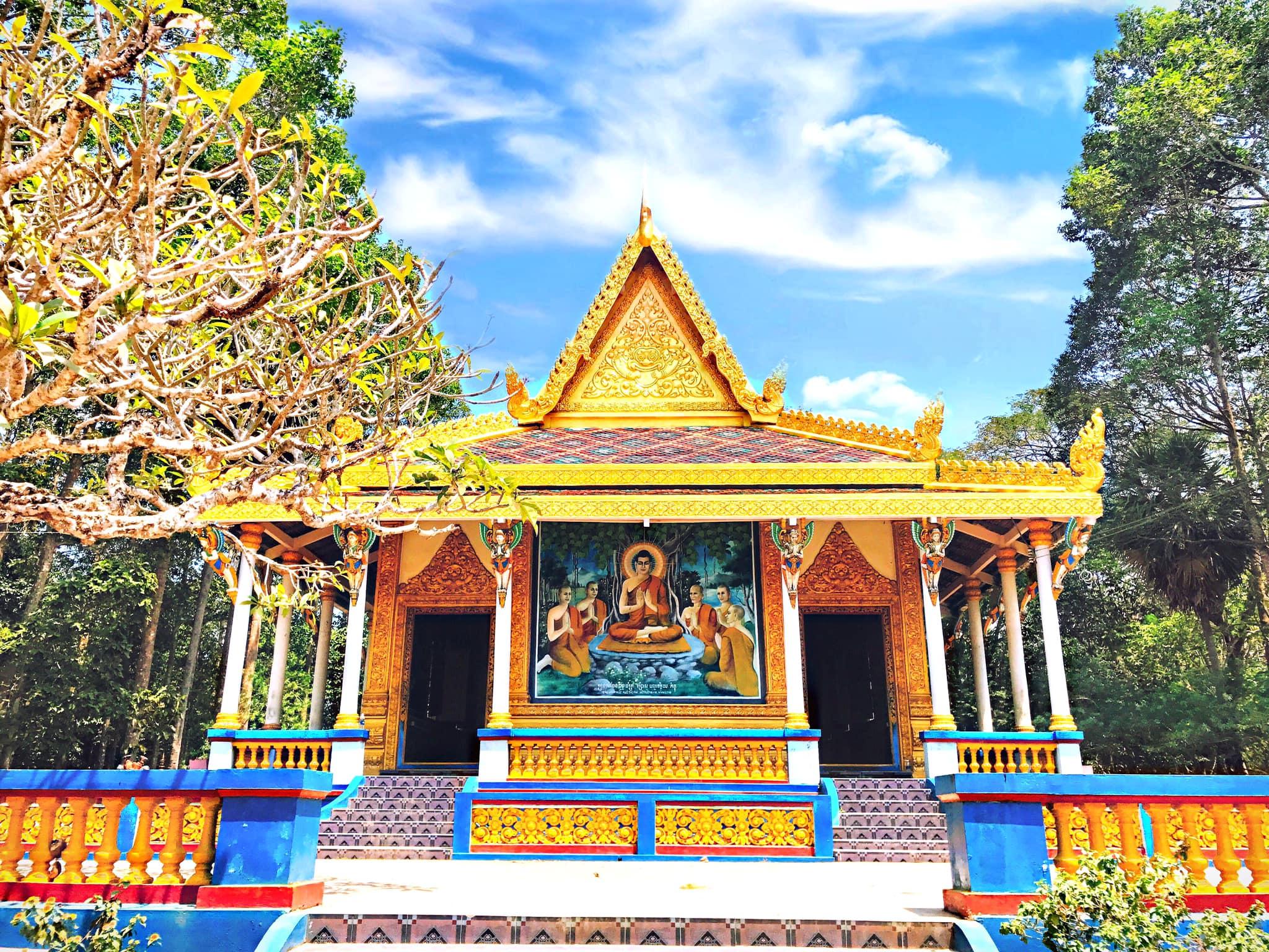 Chùa Dơi - Điểm du lịch tâm linh nổi tiếng Sóc Trăng
