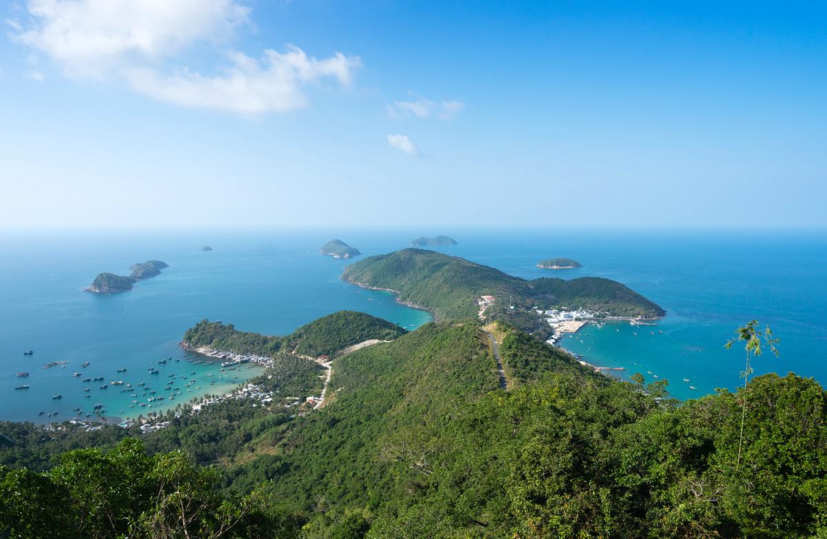 Quần đảo Nam Du - Hướng dẫn du lịch Đảo Nam Du, Kiên Giang