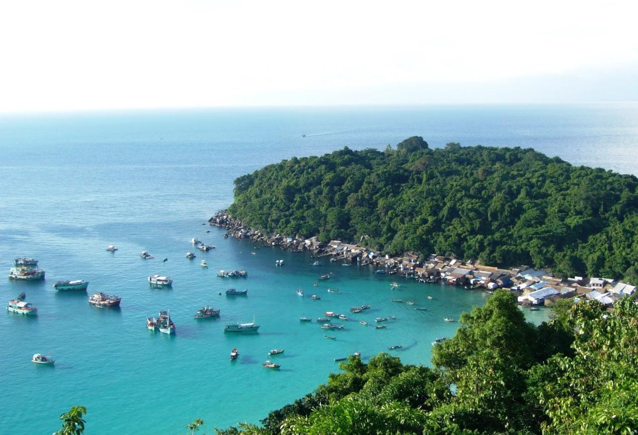 Hướng dẫn đi Đảo Thổ Chu - Quần Đảo Thổ Châu - Kiên Giang