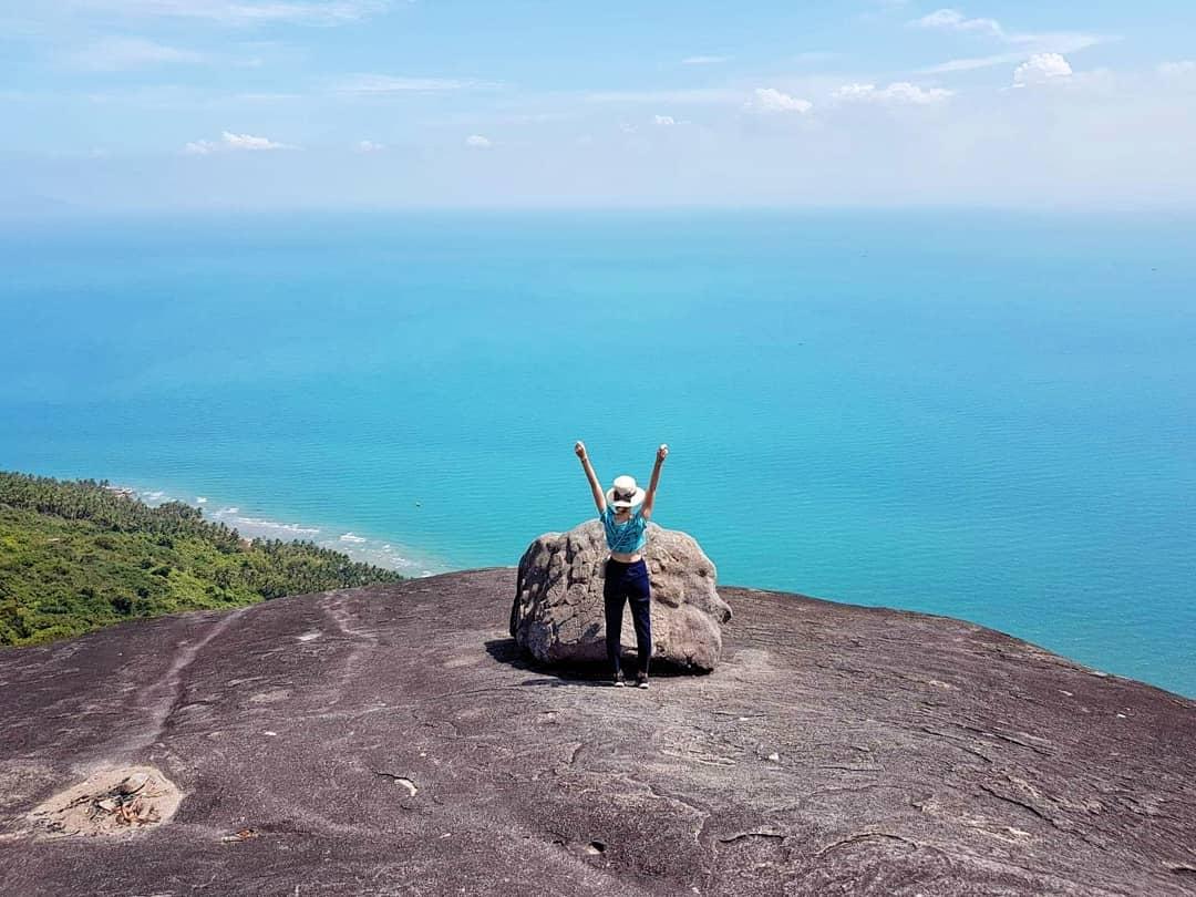 Chinh phục Ma Thiên Lãnh - Đỉnh núi cao nhất Hòn Sơn